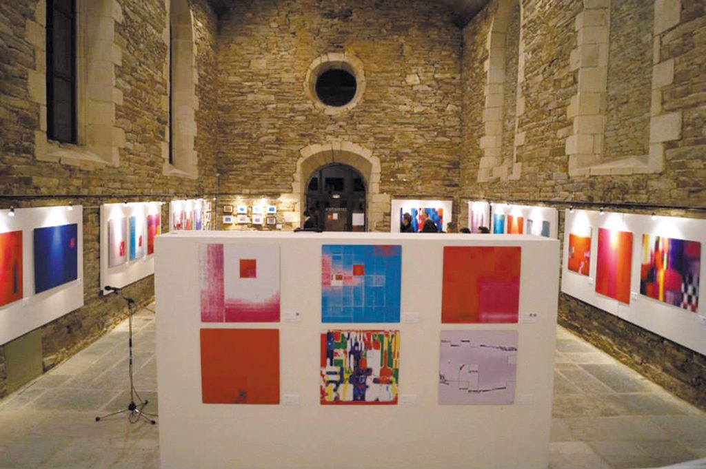 Expo 2014 - Chapelle des Ursulines - Lannion